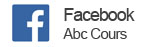 Facebook Abc Cours